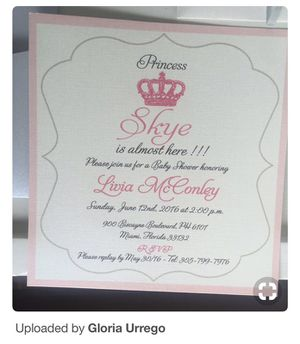 Baby shower for Sale in Miami, FL
