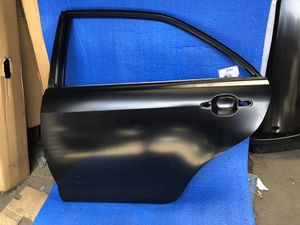 07 11 TOYOTA CAMRY LEFT DRIVER REAR DOOR OEM for Sale in Los Angeles, CA