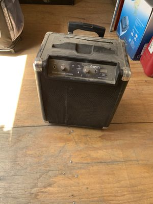 Ion party speaker for Sale in Fontana, CA