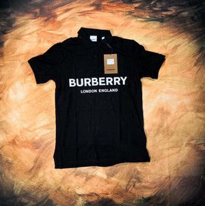 AUTHENTIC Burberry LOGO POLO tee for Sale in DeKalb, IL