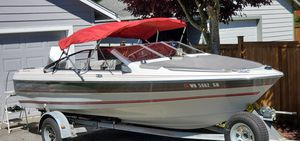 1986 bayliner capri olympic edition fully loaded for Sale in Everett, WA