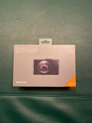 Apeman C450 Dash Camera NEW for Sale in West Palm Beach, FL