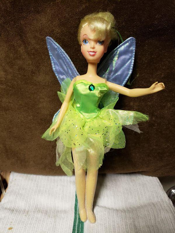 Disney Tinkerbell Doll 11in