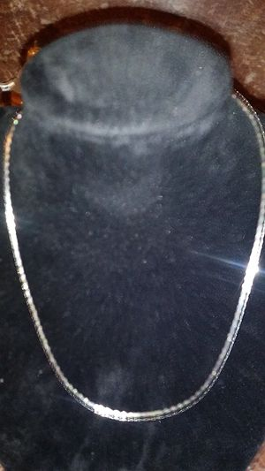 Sterling Silver 925 necklace for Sale in Las Vegas, NV