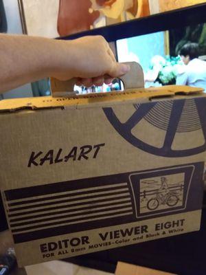 Vintage Kalart editor for Sale in Miami Beach, FL