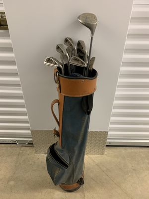 Men's golf bag and clubs for Sale in Springfield, VA