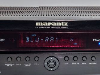 Marantz NR1501 7.1 home theater receiver for Sale in Kirkland,  WA