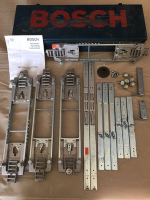 BOSCH 83037 Door and Jamb Hinge Templet for Sale in Stevensville, MT