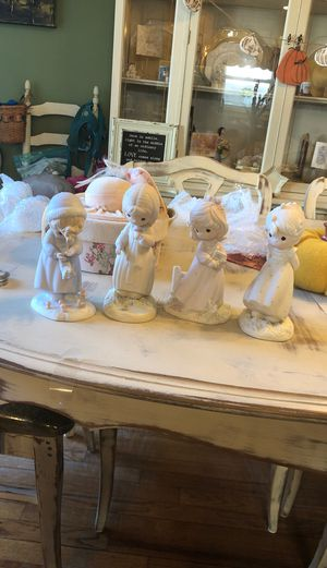 Precious Moments 4 Seasons figurines for Sale in Queens, NY