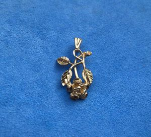 14k gold pendant for Sale in South Gate, CA