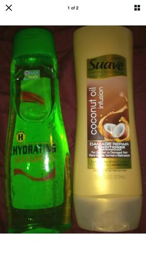 Suave Professionals Coconut Oil Conditioner Damage Hydrating Shampoo for Sale in Pottsville, PA