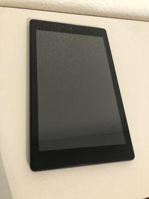 Amazon Kindle Fire HD 8 (6th Generation) - Wi-Fi - 16 GB - Black for Sale in Rancho Cucamonga, CA