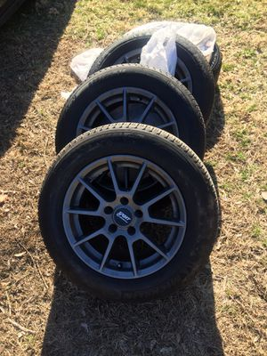 205/65/16 New winter Tires and Rims for Sale in White Plains, NY