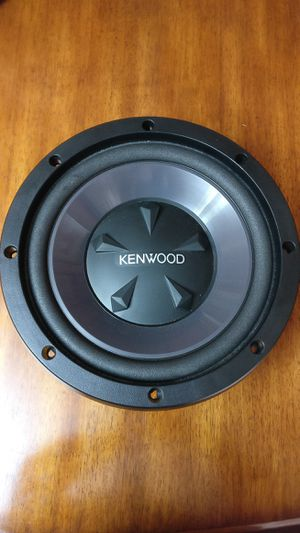 "Kenwood subwoofer 12"" for Sale in Chula Vista, CA"