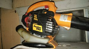Poulon gas leaf blower for Sale in Houston, TX