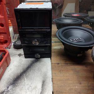 Audio Equipment!!! for Sale in Gresham, OR
