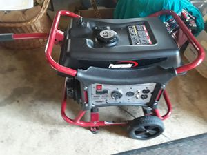Brand new 3400 4250 Max Powermate gas generator 30 amp RV ready for Sale in Dublin, OH