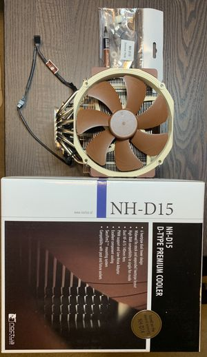 Noctua NH-D15 Best CPU Air Cooler for Sale in Clackamas, OR