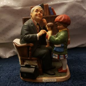 Norman Rockwell, Doctor And The Doll for Sale in Cherry Hill, NJ