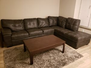 Mint Condition Sectional Combo Set/with or without tables for Sale in Atlanta, GA
