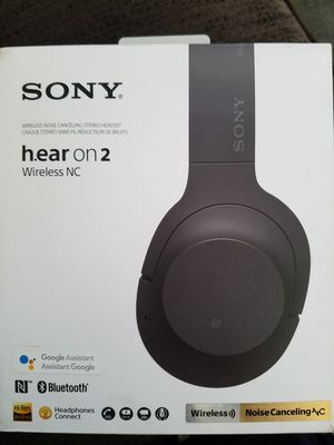 Sony hear on 2 wireless for Sale in Lake Elsinore, CA