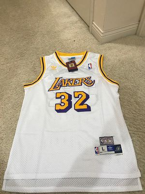 Los Angeles Lakers Magic Johnson Jersey for Sale in Columbus, OH