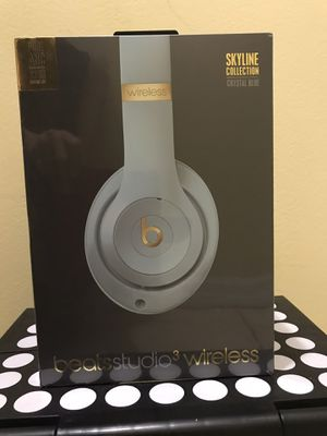 Beats Studio3 Wireless Headphones for Sale in Pompano Beach, FL