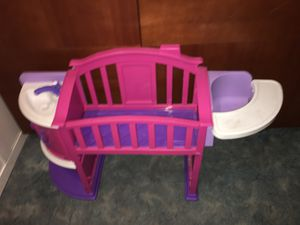 Cute Doll Bed Set for Sale in Las Vegas, NV