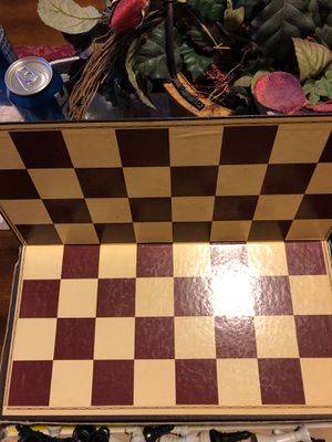 Chess set for Sale in Columbia, MO
