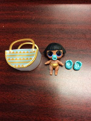 LOL Surprise Lil's Makeover Series Lil Pharaoh Babe for Sale in Hialeah, FL