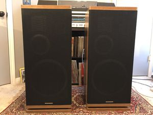 Vintage Marantz SP 1812 Speakers for Sale in Austin, TX
