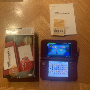 Modded new nintendo 3ds xl for Sale in Adelphi, MD