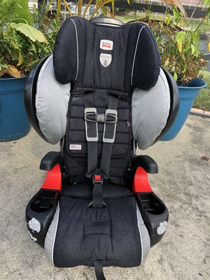 BRITAX Pinnacle Frontier Clicktight Click Tight Car Seat Booster for Sale in West Palm Beach, FL