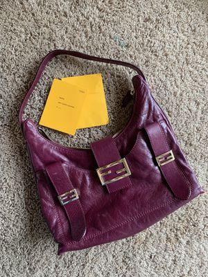 Fendi handbag 100% authentic for Sale in Fort Washington, MD