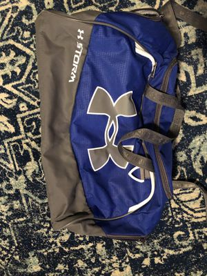 Under Armour Duffle Bag for Sale in Kissimmee, FL