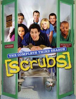 Scrubs season 3 dvd for Sale in Rancho Cordova, CA