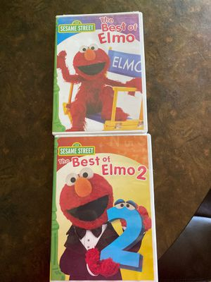 The Best of Elmo 1 and 2 for Sale in Centennial, CO