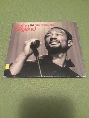 John Legend - Live From Philadelphia for Sale in Greensboro, NC