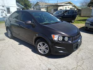 2015 Chevy Sonic for Sale in San Antonio, TX