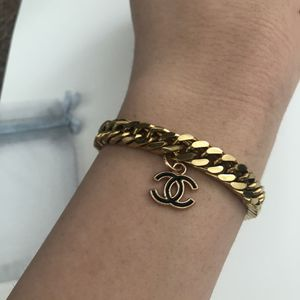 Authentic 18k Gold Filled Bracelet (Won't Tarnish!) for Sale in Upland, CA