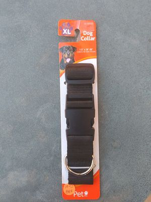 Dog collar extra large nylon for Sale in Del Sur, CA