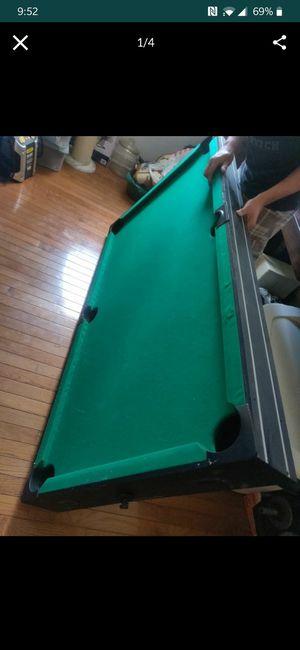 Pool table/air hockey/table tennis for Sale in Philadelphia, PA