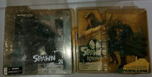 Spawn action figure lot 2 for Sale in Jamaica, NY