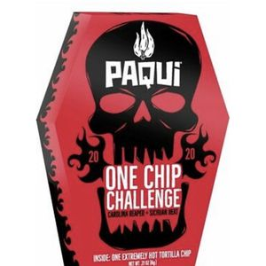 Paqui 2020 One Chip Challenge for Sale in Tempe, AZ