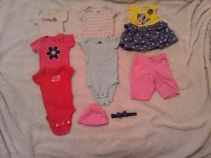 NB-6 month clothes for Sale in Columbus, OH