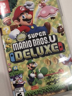 Nintendo Switch Super Mario Deluxe for Sale in Oregon City,  OR