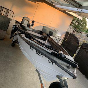 14ft Valco Fishing Boat for Sale in Pleasanton, CA
