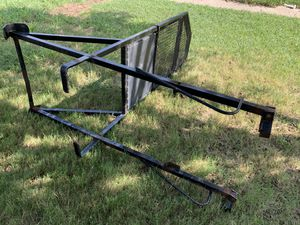Ladder Rack with Hitch Attachment for Sale in Dallas, TX