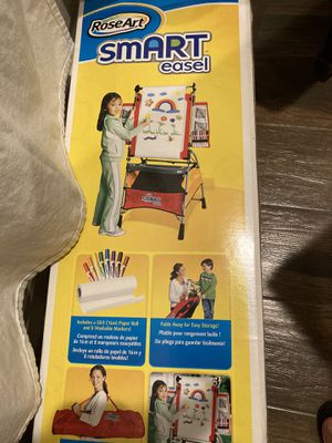 New in box easel and art supplies set (Peoria) for Sale in Glendale, AZ