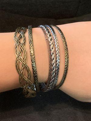 Fashion bracelets set for Sale in Whittier, CA